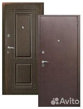 стальные двери толщиной от 4мм