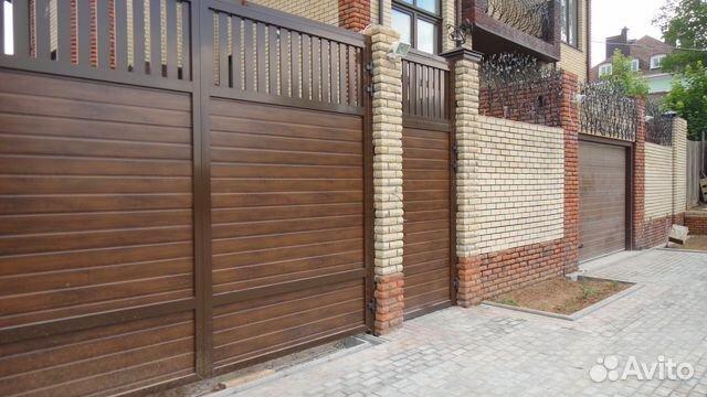 Откатные ворота купить в ижевске электрооткрыватель распашных ворот