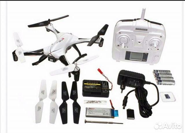 Купить квадрокоптер с камерой бу дрон mavic pro технические характеристики