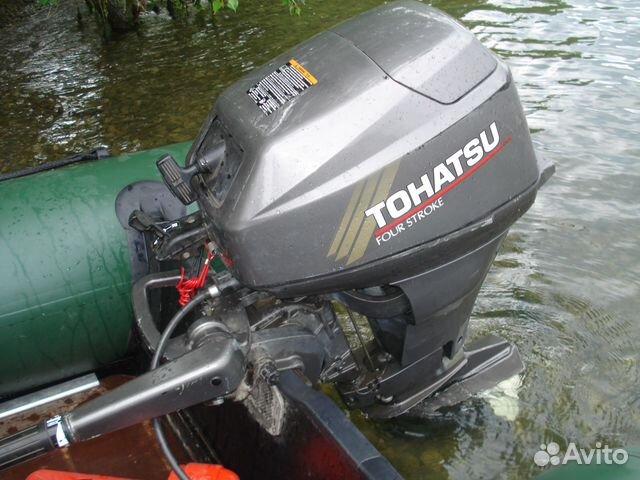 лодка тохатсу 360 цена