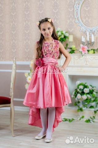 4405f07172d4a71 Платье нарядное для девочки