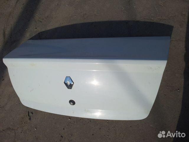 крышка багажника рено renault logan вологда
