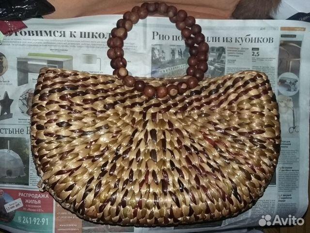 963470332b3e Сумка плетеная из Тайланда   Festima.Ru - Мониторинг объявлений