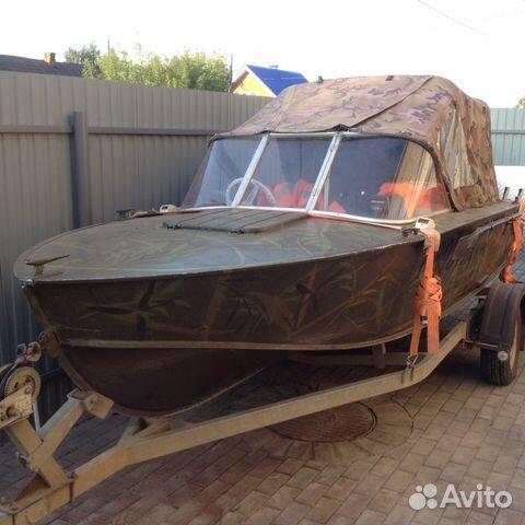 лодка казанка авито удмуртия