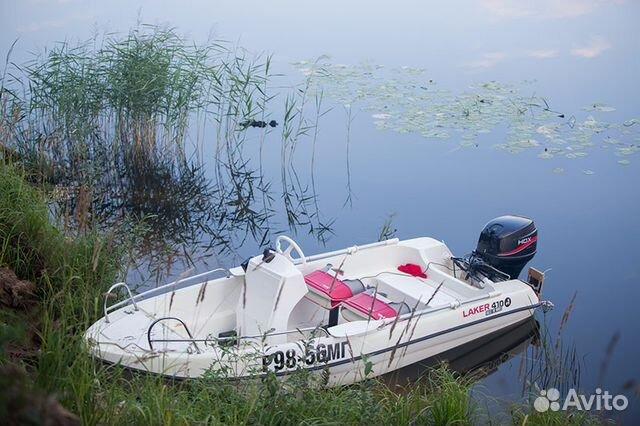 laker smart trailer 300 лодки