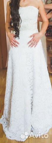 Авито в смоленске свадебные платья