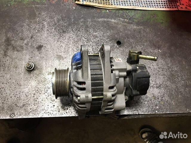 генератор hyundai starex бу