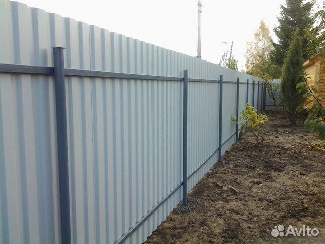Каталог ворот из профнастила фото beninca рейка ворота