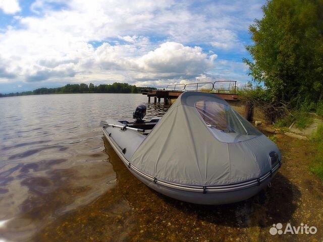 моторы для надувных лодок кама