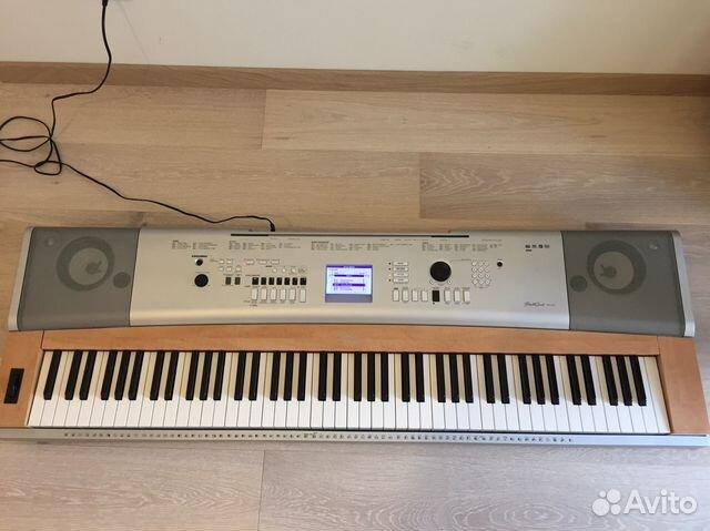 Yamaha DGX 630 купить в Санкт-Петербурге на Avito