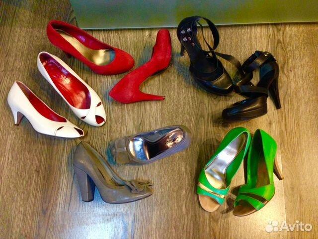 c6eb96d58 Брендовая кожаная обувь на 36-37 размер купить в Москве на Avito ...