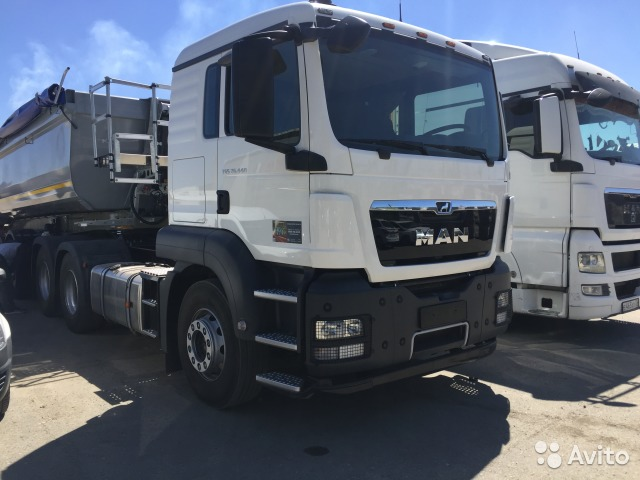 MAN TGS 26.440 6x4 BLS-WW— фотография №1