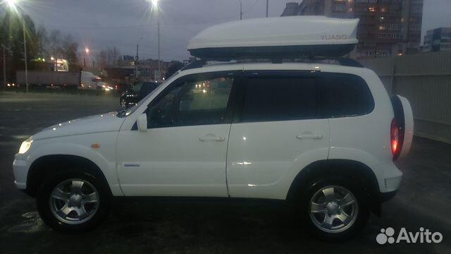Автобок на крышу 186 см новый