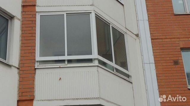 Окна для балкона алюминиевые, раздвижные festima.ru - монито.