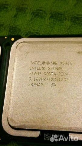 4-ядерный процессор Intel xeon X5460 3 16 GHz купить в