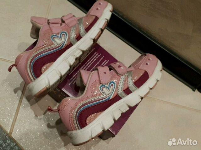 Кроссовки для девочки котофей 5c806b579f4