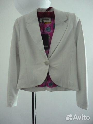 Новый пиджак, Италия, натуральная кожа   Festima.Ru - Мониторинг ... a5cf2ebb65a