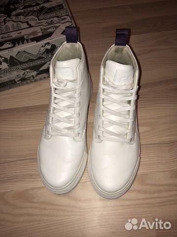 59a3a04a3f2d Кеды белые женские кроссовки ботинки 38р   Festima.Ru - Мониторинг ...