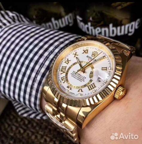 Часы rolex оригинал мужские стоимость 100