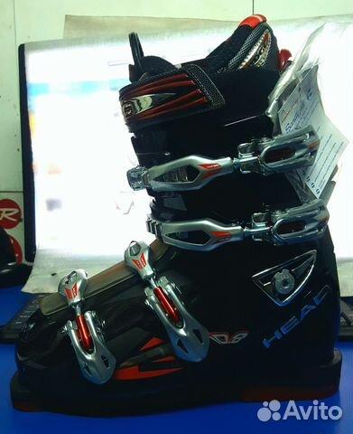 Ботинки горнолыжные Head размер 41 (26,0-26,5) купить в ... f1d182d9bc6