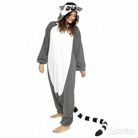 Пижама кигуруми Лемур (и многие другие) - Личные вещи 5e141c06f4410