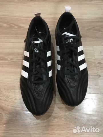 Футбольные бутсы Adidas— фотография №1. Размер  45. Адрес  Санкт-Петербург  ... 7bf4ac24f17