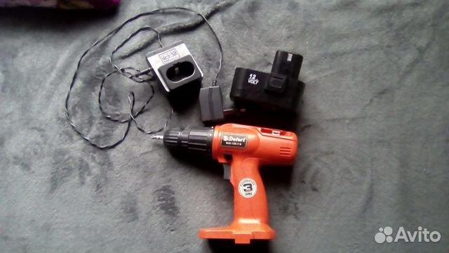 шуруповерт аккумуляторный на авито купить или организация, заключившие
