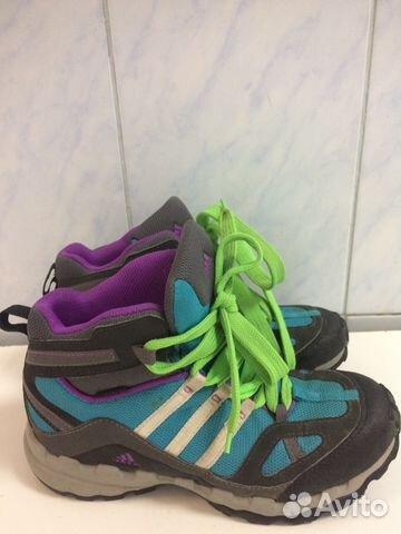 Кроссовки adidas р34 89214489539 купить 2