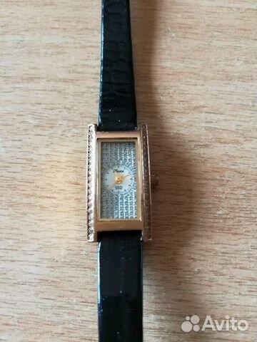 Золотые часы ника 585 03
