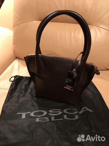 70bd3d7dcc0f Кожаная сумка Tosca Blu купить в Санкт-Петербурге на Avito ...