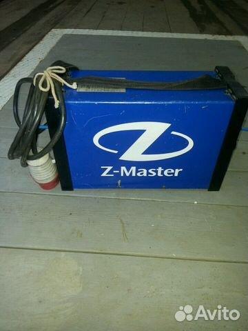 Z master сварочный аппарат monster бензиновый генератор перегрузка
