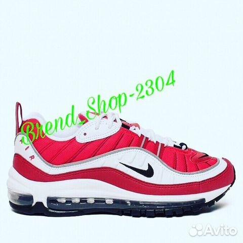 3c0570472cf3 Кроссовки женские Nike Air Max 98 Supreme   Festima.Ru - Мониторинг ...