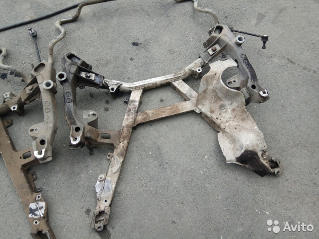 Subframe BMW e39