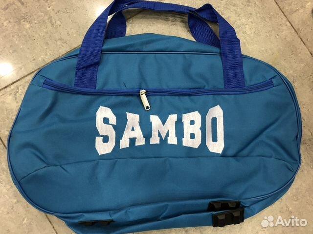 5510e1430182 Спортивная Сумка Самбо синий цвет | Festima.Ru - Мониторинг объявлений
