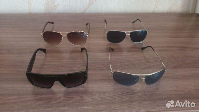 Продам очки солнцезащитные (4 шт.)   Festima.Ru - Мониторинг объявлений 0958d96ed00