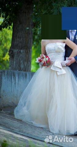 7c8c329962d Продам очень красивое платье купить в Алтайском крае на Avito ...