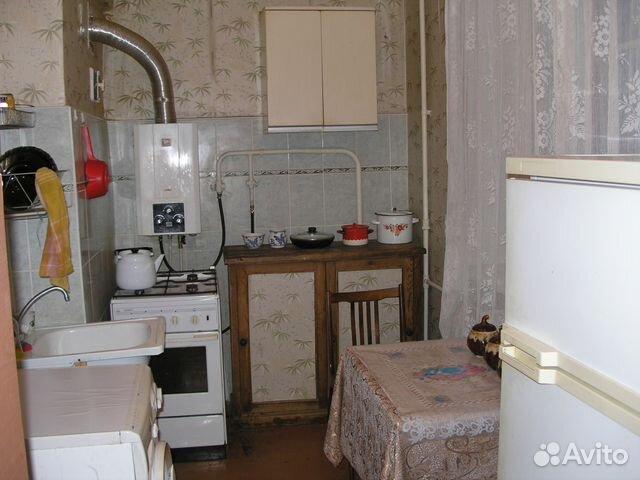 1-room apartment, 40 m2, 2/2 floor. 89027965520 buy 5