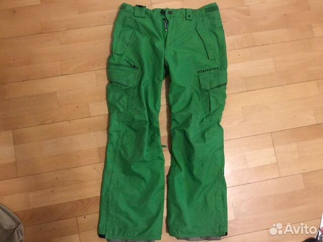 5b3649f4b314 Мужские штаны для сноуборда. 686 купить в Москве на Avito ...