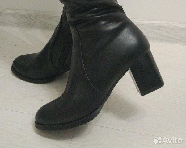новые сапоги женская обувь зима размер 39 Festimaru