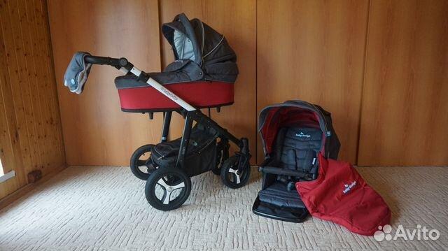 f1040420c920 Зимняя коляска Baby Design Husky Беби Дизайн купить в Москве на ...