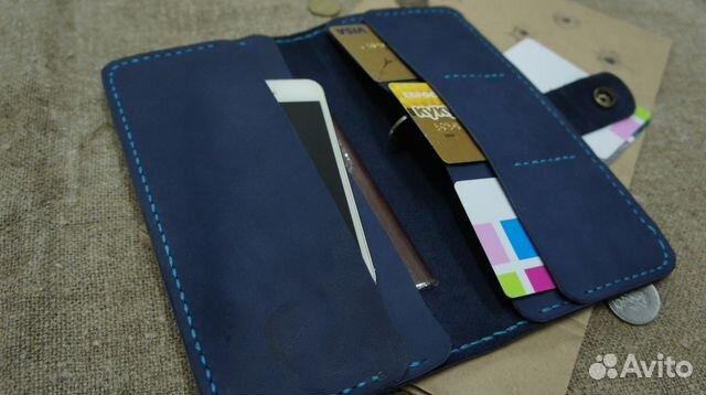 c033d8f2373d Кошелек кожаный ручной работы | Festima.Ru - Мониторинг объявлений