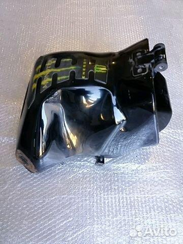 Топливный бак Kawasaki ZX636 2005-2006г 89298179603 купить 2