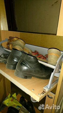 Обувная тумба с зеркалом 89277261069 купить 3