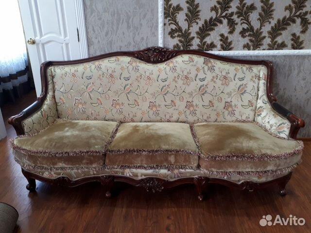 мягкая мебель италия купить в астраханской области на Avito