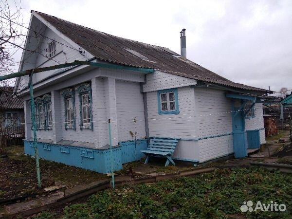 House 58m2 on a plot of 7 hundred. 89206725125 buy 2