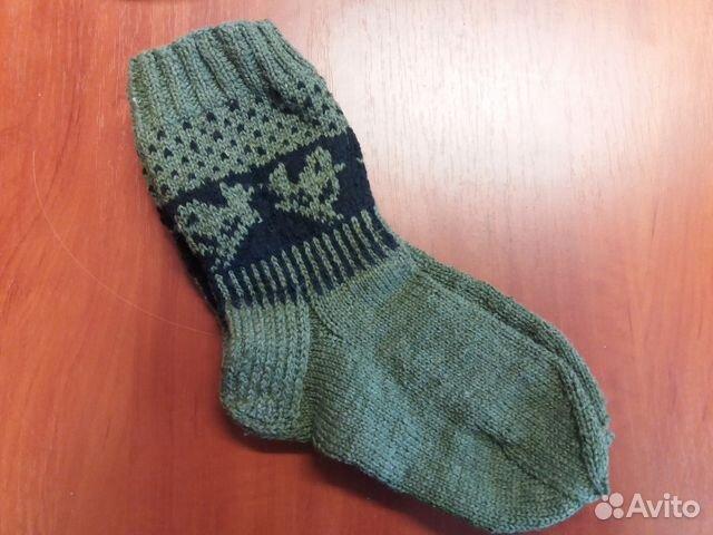 носки вязаные мужские и женские ручной работы купить в