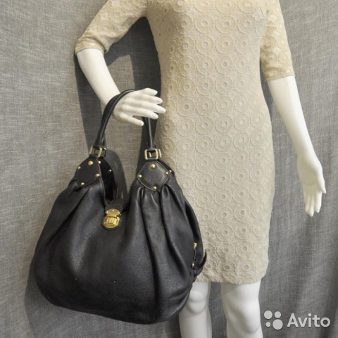 3761590824dd Сумка Louis vuitton Mahina XL Оригинал | Festima.Ru - Мониторинг ...