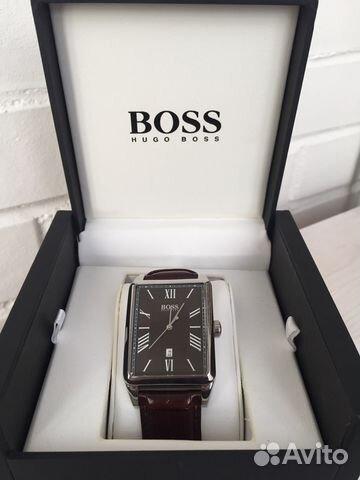 Часы boss мужские приобрести в спб