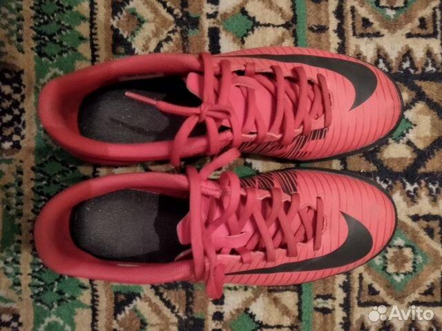 Бутсы Nike Mercurial X купить в Санкт-Петербурге на Avito ... 20502c0b4f3