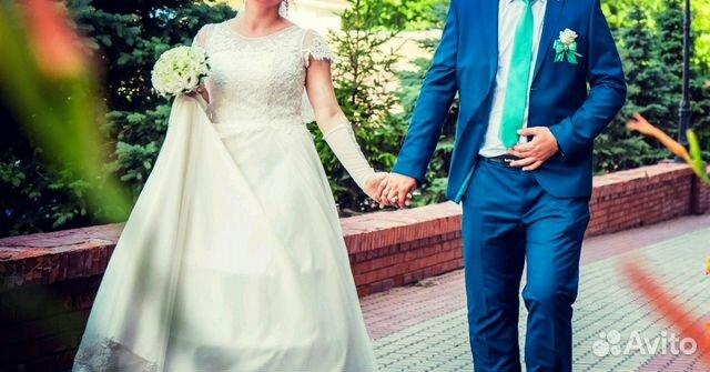 Платье свадебное   Festima.Ru - Мониторинг объявлений f6c5203c4b1